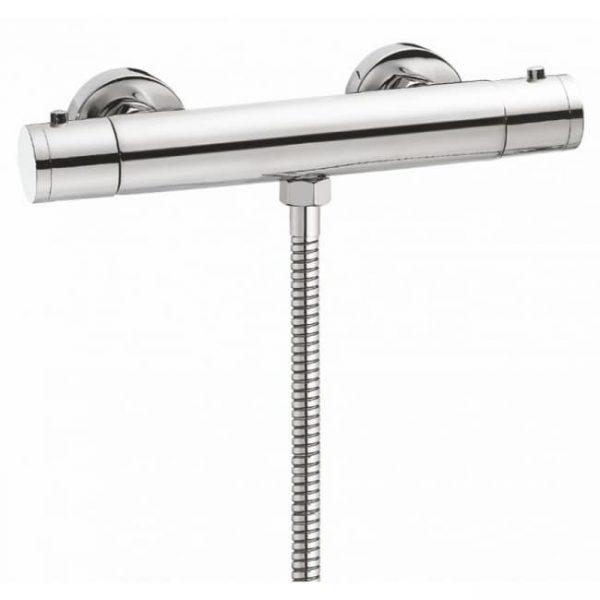 Смеситель для ванны с душем KAISER Thermo душ/кабина с термостатом
