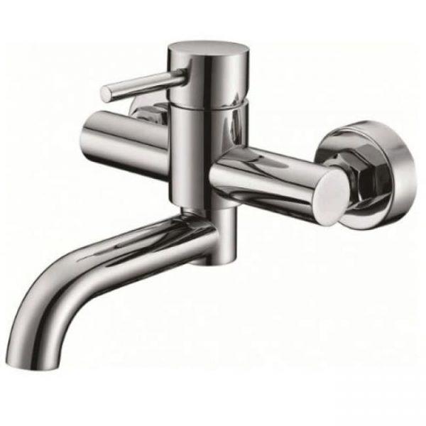 Смеситель для ванны с душем KAISER Merkur ванна поворотный излив Ф35