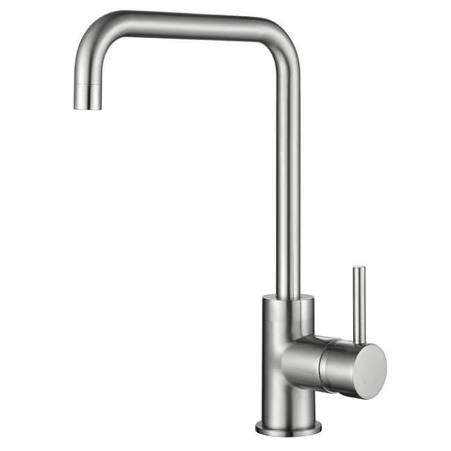 Смеситель для мойки кухни Г-излив 26844-5 KAISER Merkur боковой Ø35 Silver