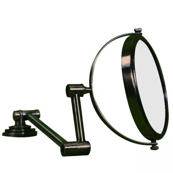 Зеркало косметическое двустороннее Classic Retro Bronze R-28