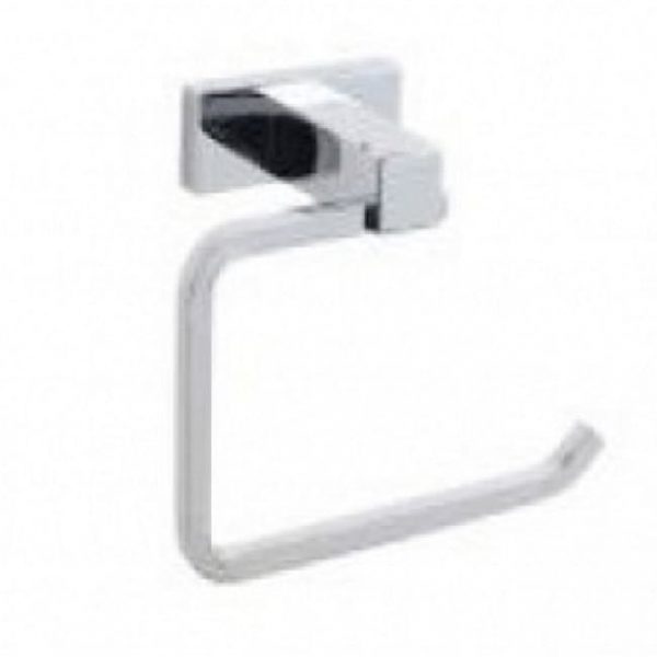 Бумагодержатель для туалетной бумаги без крышки Classic QUADRATE М001