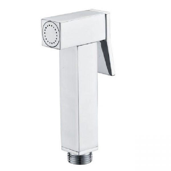 Гигиеническая лейка для биде квадратная KAISER LH-340 хром