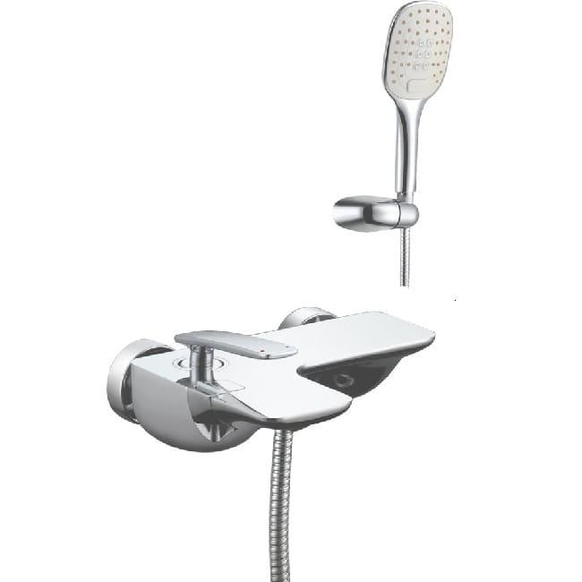 Смеситель Lemark Bellario LM6802C для ванны с душем